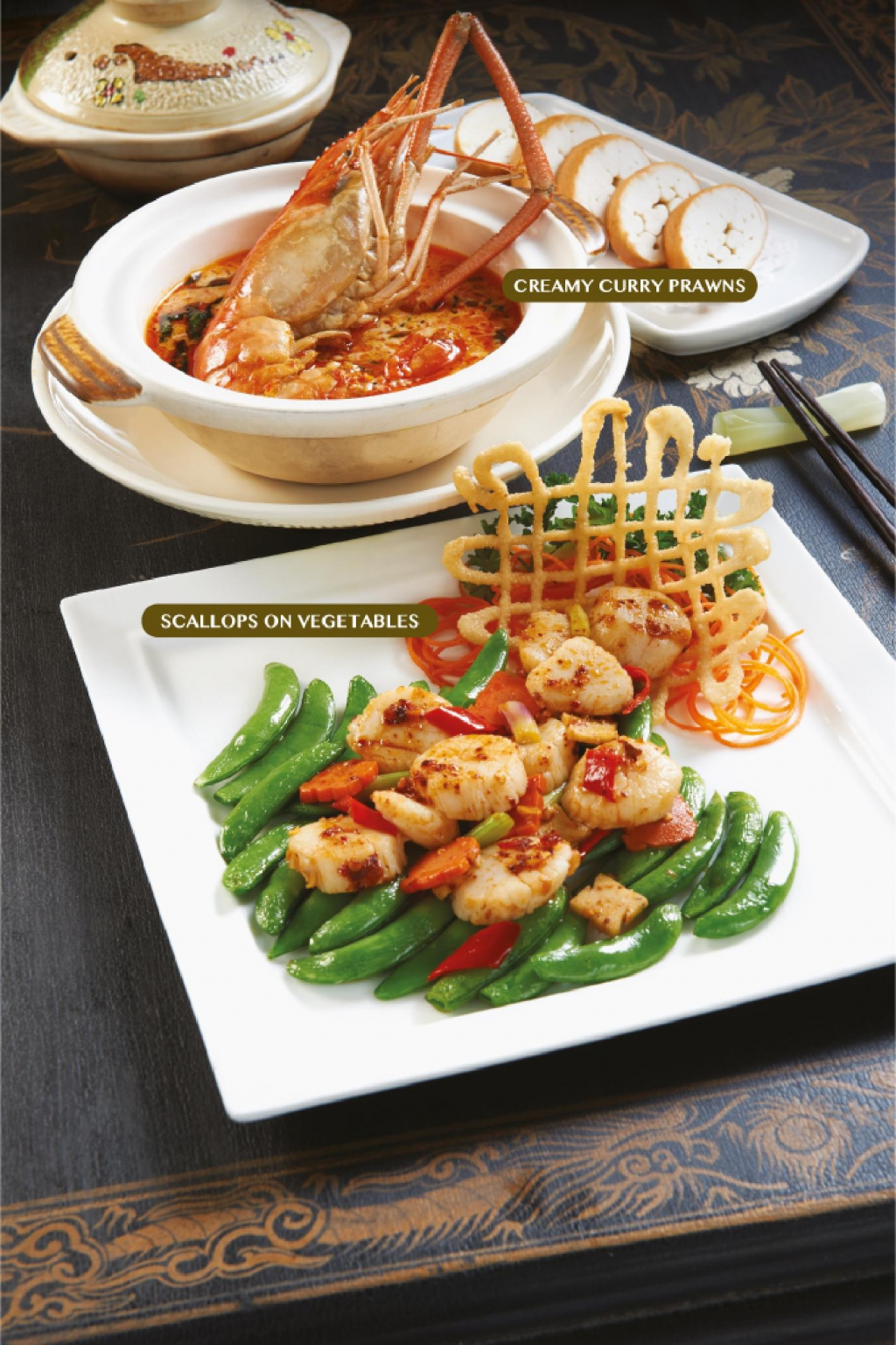 Marco polo authentic chinese cuisine for Authentic chinese cuisine